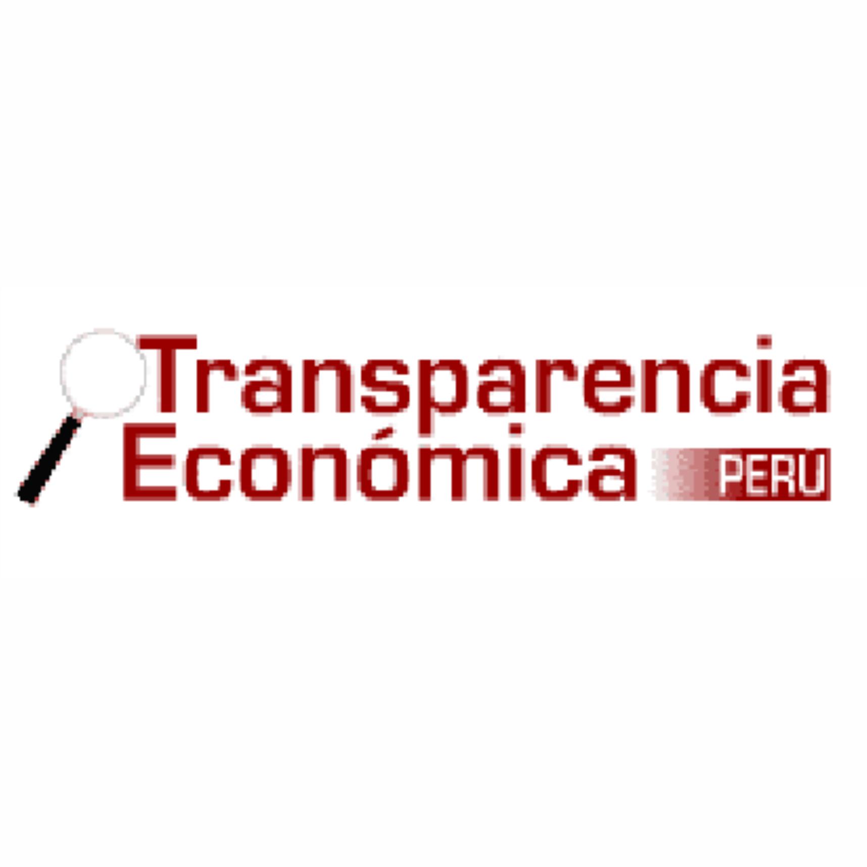 TRANSPARENCIA ECONOMICA